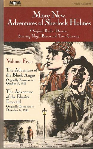 Download More New Adventures of Sherlock Holmes – Volume 5