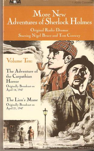 More New Adventures of Sherlock Holmes – Volume 10