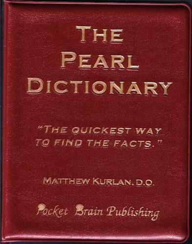 Download The pearl dictionary