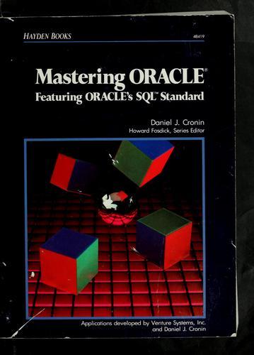 Download Mastering Oracle