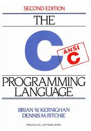 The C Programming Language PDF Download