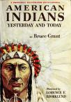 Cover of: American Indians, yesterday and today