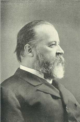 Photo of James Hall Brookes