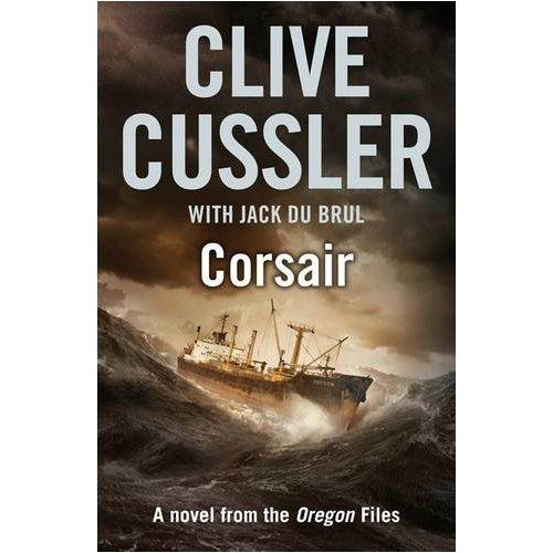 Corsair by Clive Cussler
