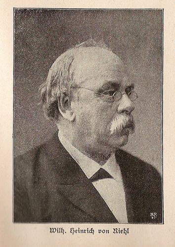 Photo of Wilhelm Heinrich Riehl