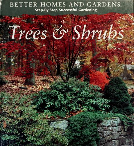 Trees & shrubs by Catriona Tudor Erler
